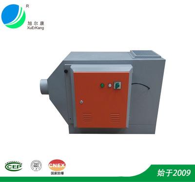 小型试验性机械式油雾收集器