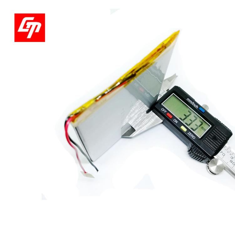 供应聚合物336263 平板电脑 医疗美容设备电池 蓝牙音箱电池