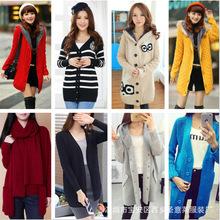 廠家庫存女裝韓版毛衣 低價外貿尾貨清倉處理雜款女式開衫毛衣批