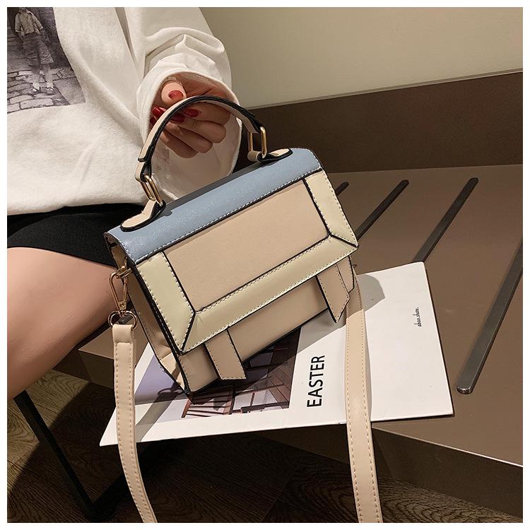 PU Korea  handbag  (Khaki)   NHTC3408-Khaki