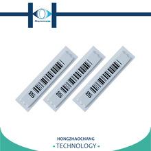 超市商品服裝防盜標簽 國產eas電子dr軟標簽 超市聲磁am防盜磁條