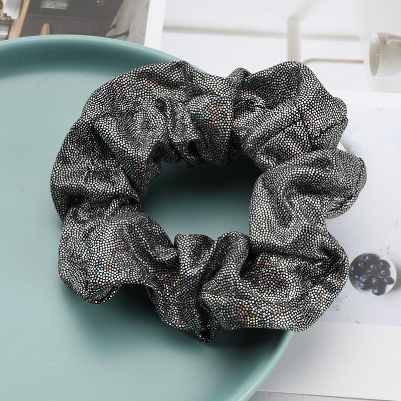 Moda lentejuelas paño pelo anillo lavado cara manojo pelo intestino banda elástica banda elástica flor NHJE188683