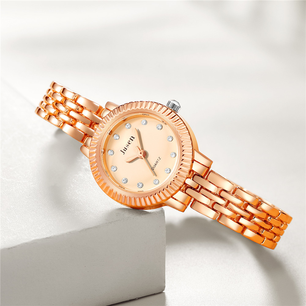 Fashion Diamond Female Student Bracelet Watch Lady Temperament Quartz Casual Watch Female NHSY176293