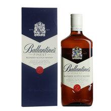 洋酒批发 百龄坛特醇 苏格兰威士忌 BALLANTINE'S 真品 750ml