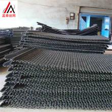 厂家销售锰钢筛网 矿用编织筛网 方孔筛 耐磨震振动筛 出口标准