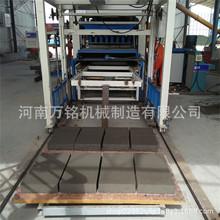 多功能步道砖机步道砖制砖机步道石压砖机制砖机操作流程稳定性强