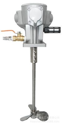 万鑫达WXDLS-20LM1 5加仑(20L)气动防爆油漆搅拌器