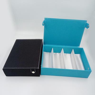 厂家直销高档PU皮手表盒首饰盒 批发手表礼品包装盒 现货皮革表盒