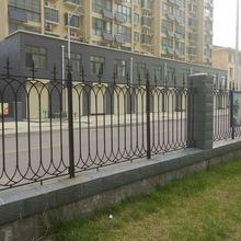 厂家定制铸铁围墙铁艺花墙 别墅庭院铁艺护栏栏杆围墙围栏防盗栏