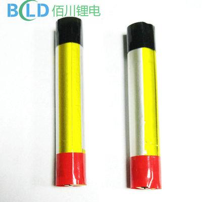 源头厂家生产圆柱形锂电池10580-500mAh感应门锁锂电池1130011320