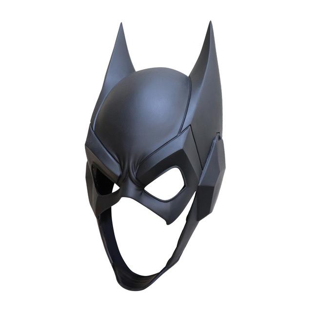 DC漫画家蝙蝠半脸侠面具 表演游戏玩具 卡通骑士动漫黑暗面具批发