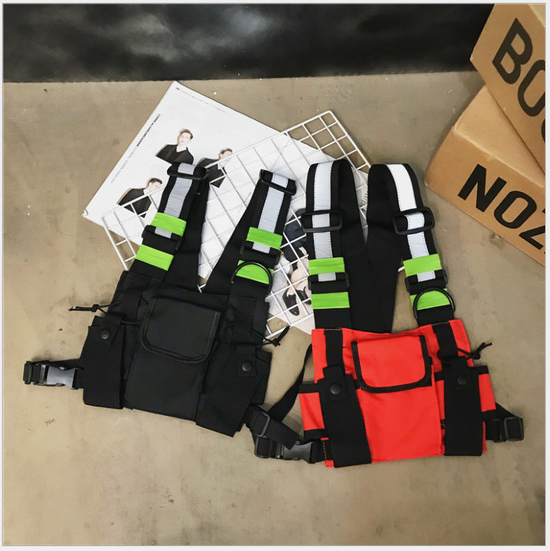chest Rig Bag functional tactical chest...