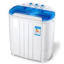 批发宝宝婴 儿童洗衣机带甩干小鸭迷你洗衣机双筒洗脱一体礼品机
