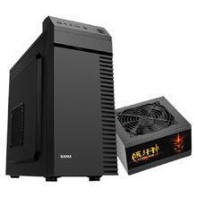 先马(SAMA)商英便携式手提商务办公台式机电脑小机箱matx空箱u3