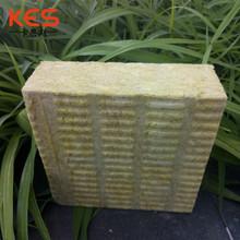 供应贴铝箔岩棉保温板 手工玻镁岩棉夹心彩钢板 外墙岩棉板 建筑