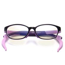兒童石墨烯負離子眼鏡硅膠鼻托防藍光小孩平光鏡可配近視OEM定制