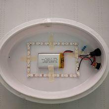 有机玻璃装饰LED2835灯带 酒吧冰桶5MM宽2835RGB七彩软灯条