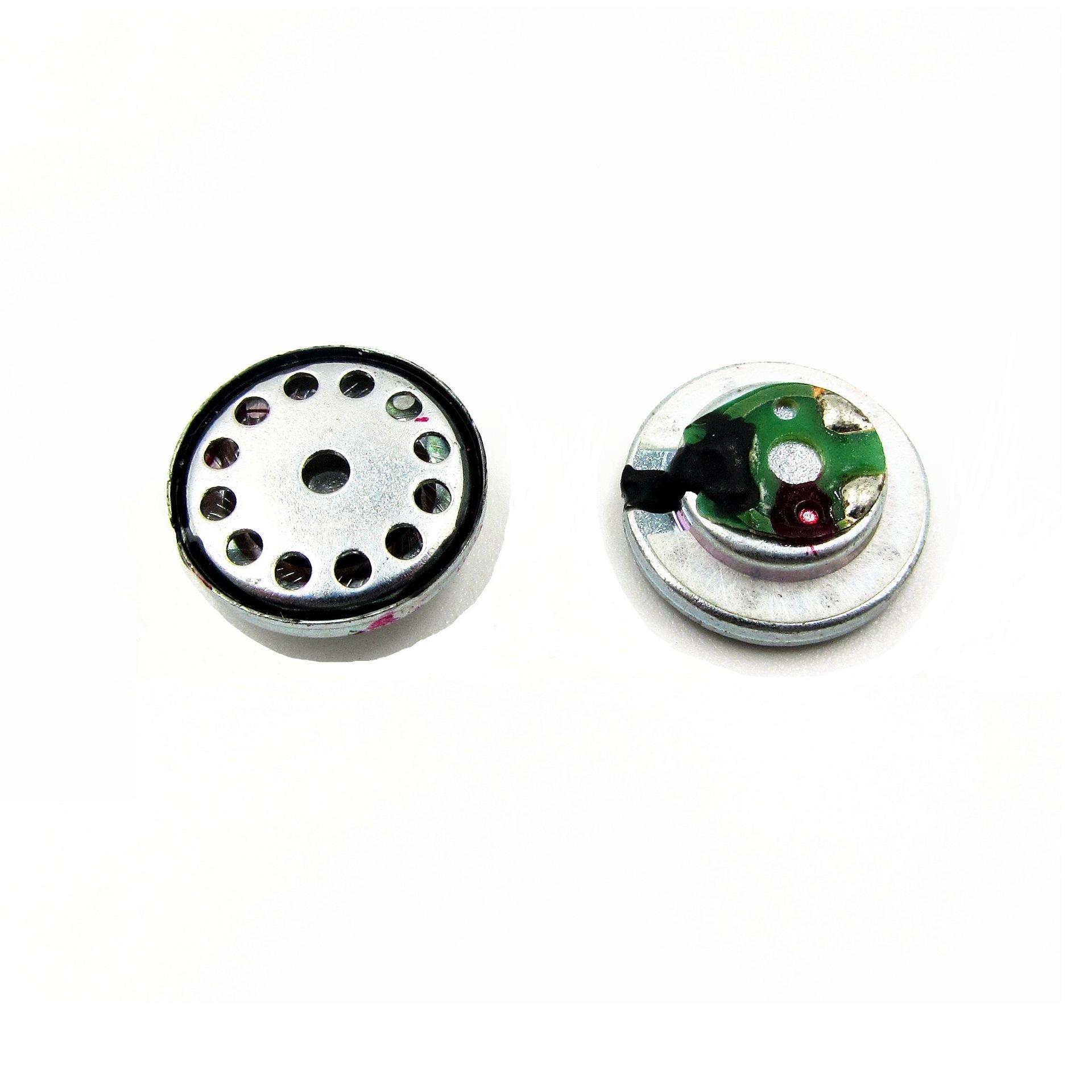 廠家直銷藍牙耳機喇叭13.5mm重低音耳機喇叭單元diy耳塞單元定制