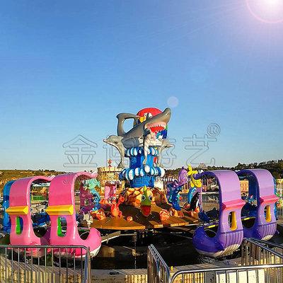 大型户外游乐设备激战鲨鱼岛厂家直销儿童亲子游乐设施海洋欢乐岛