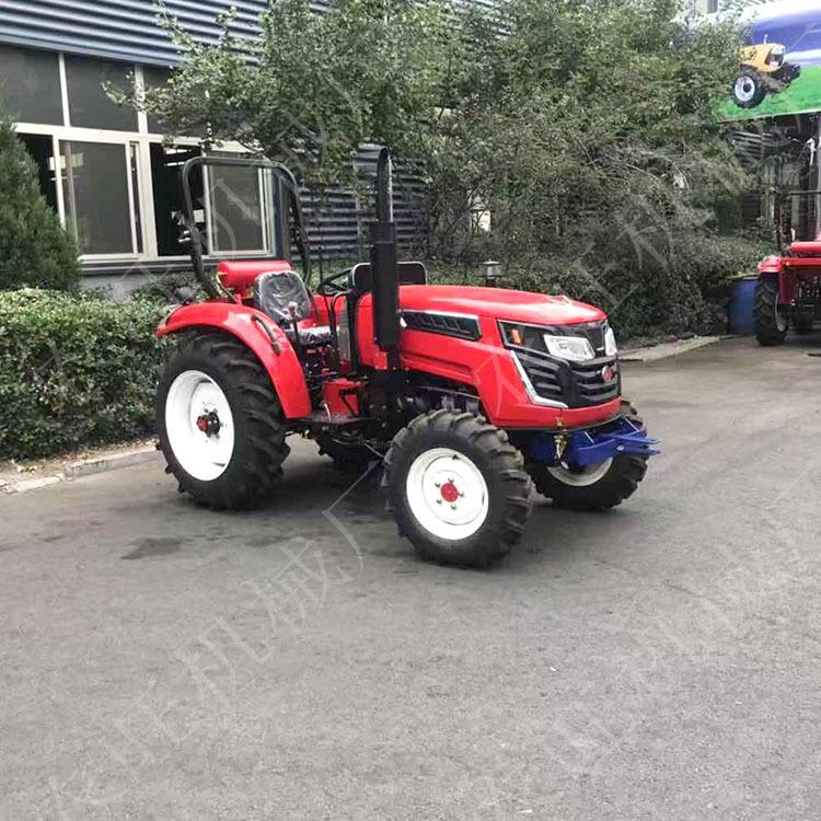新款四轮拖拉机