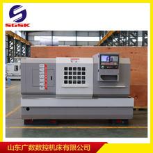 滕州机床CAK6140数控车床重切削广州数控系统数控机床cnc机床