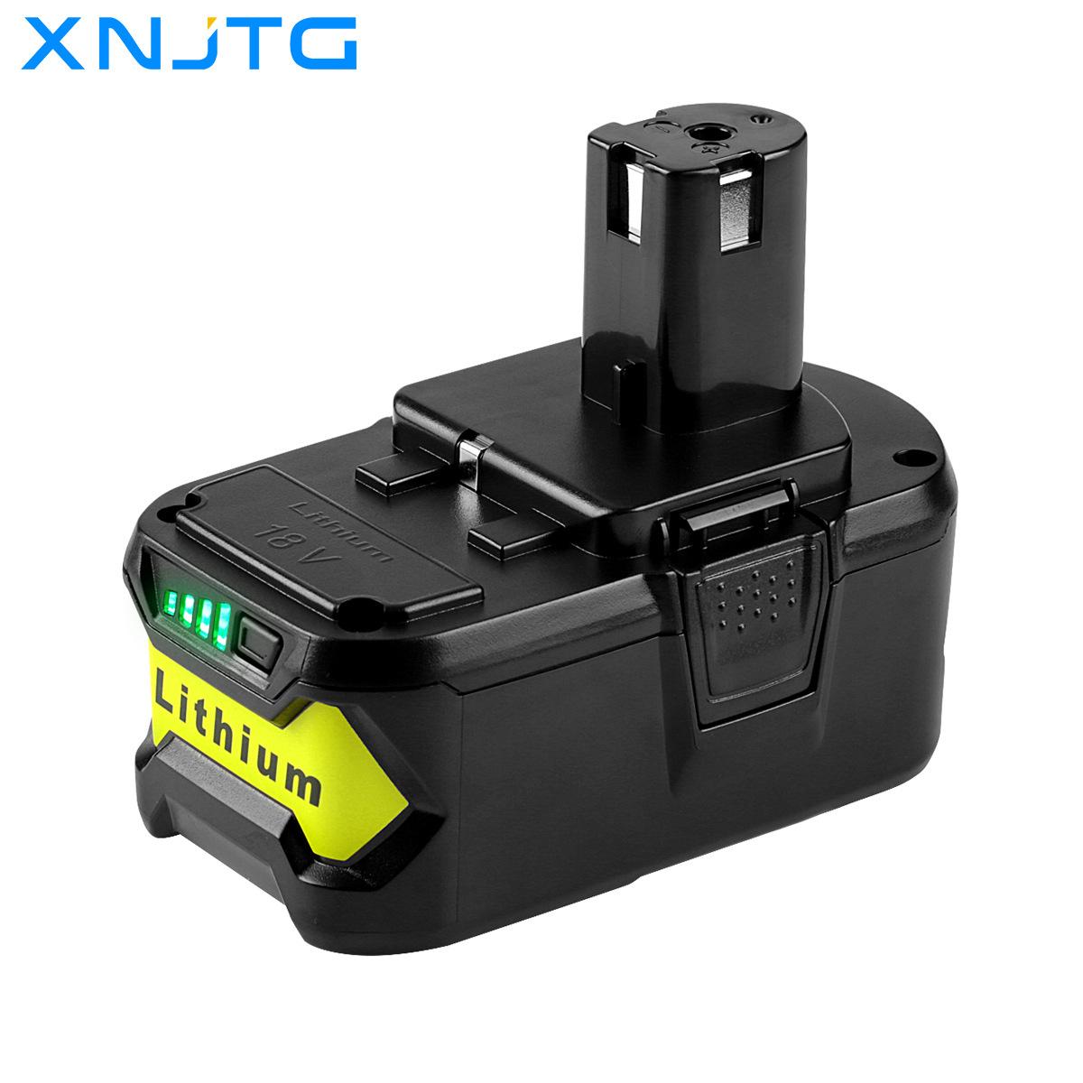 适用利优比电池RYOBI 18V /P103 /P108/手电钻锂电池电动工具配件