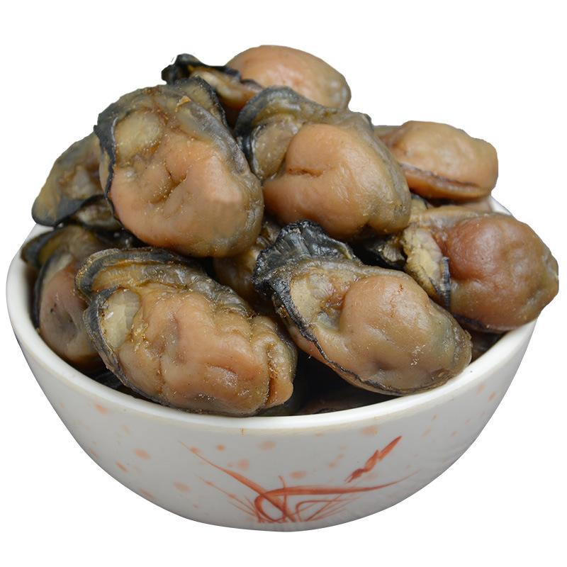 抖音头条供货大生蚝干250g淡晒牡蛎干海蛎子肉蚝鼔海产品干货