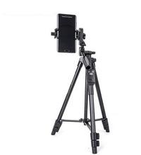 ?#38138;?208手机自拍三脚架便携拍摄三角支架相机微单单反录像架