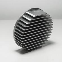 【專業定制加工】小件散熱器精加工深加工CNC銑件沖孔攻牙加工件