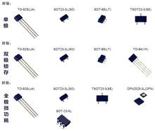 A1126LLHLT-T 穩定斬波全極霍爾效應開關 可匹配代替選型