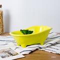 定制卡通多肉植物陶瓷花盆微景观 DIY迷你创意可爱植物陶瓷小花盆