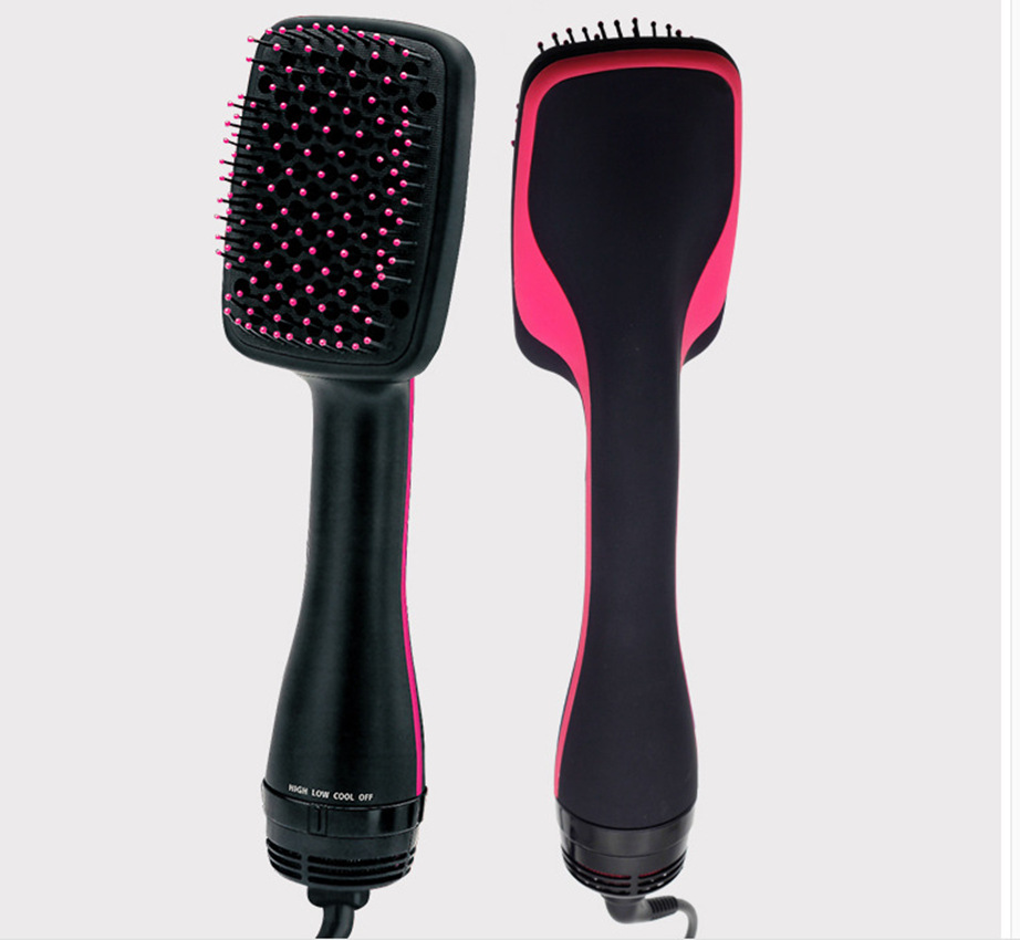 Electric hair dryer comb combo combo mul...