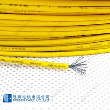 现货供应美标UL1007电子线 PVC电子线10AWG 电器设备端子连接线