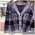 秋冬新款韩版男装毛衣开衫韩国东大门原创设计男装加工定制针织衫
