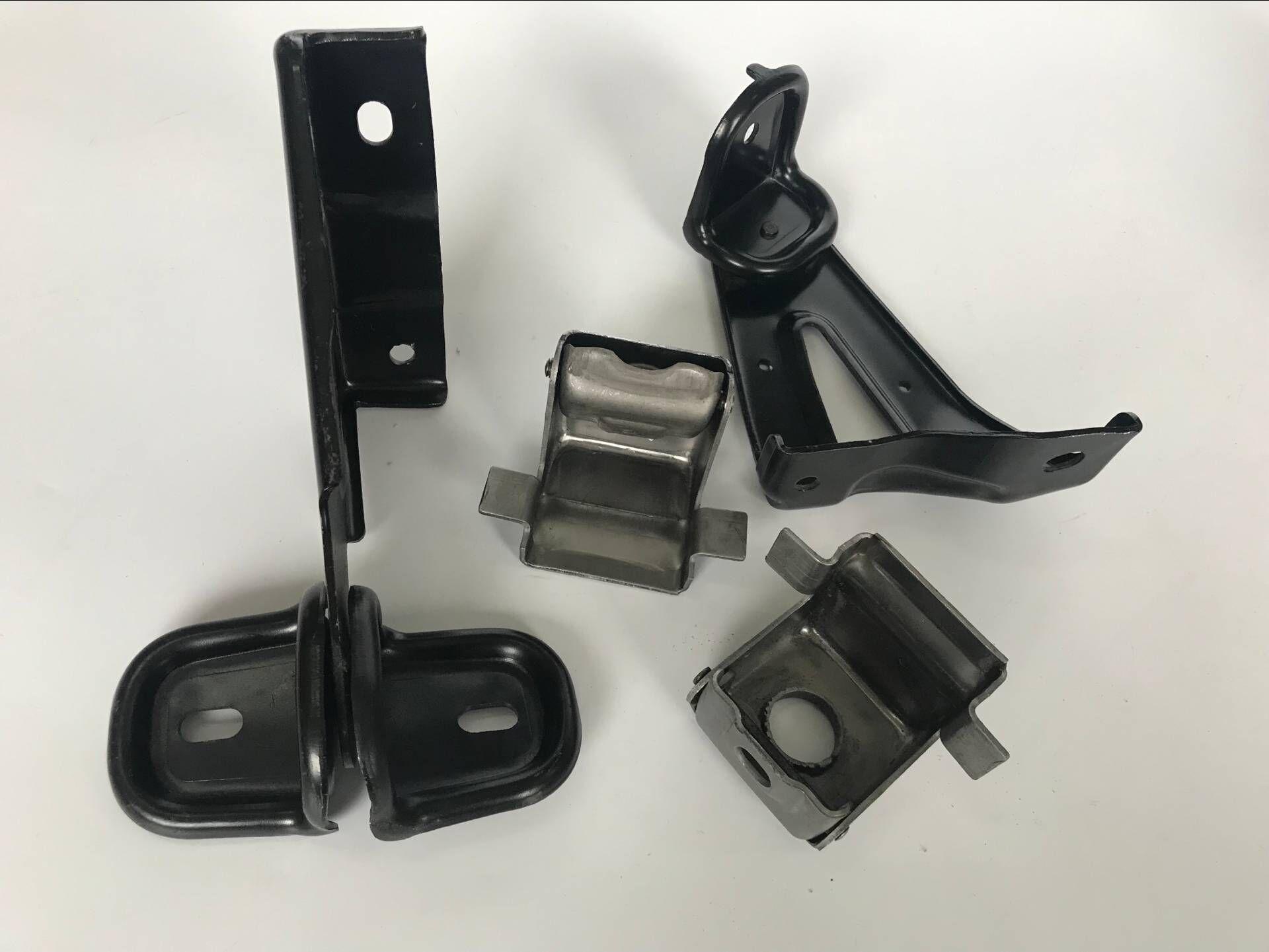 定制冲压件加工高品质冲压产品用于汽车座椅安全带卡扣