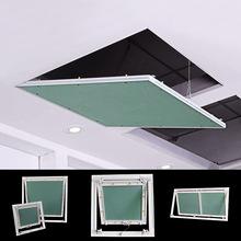 厂家直销暗式检修口定制石膏板铝合按压下开金检查口装修装饰吊顶