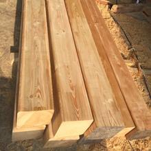 订加工多种尺寸精品枕木木方木板 可四面刨光四角倒半弧 质优价廉