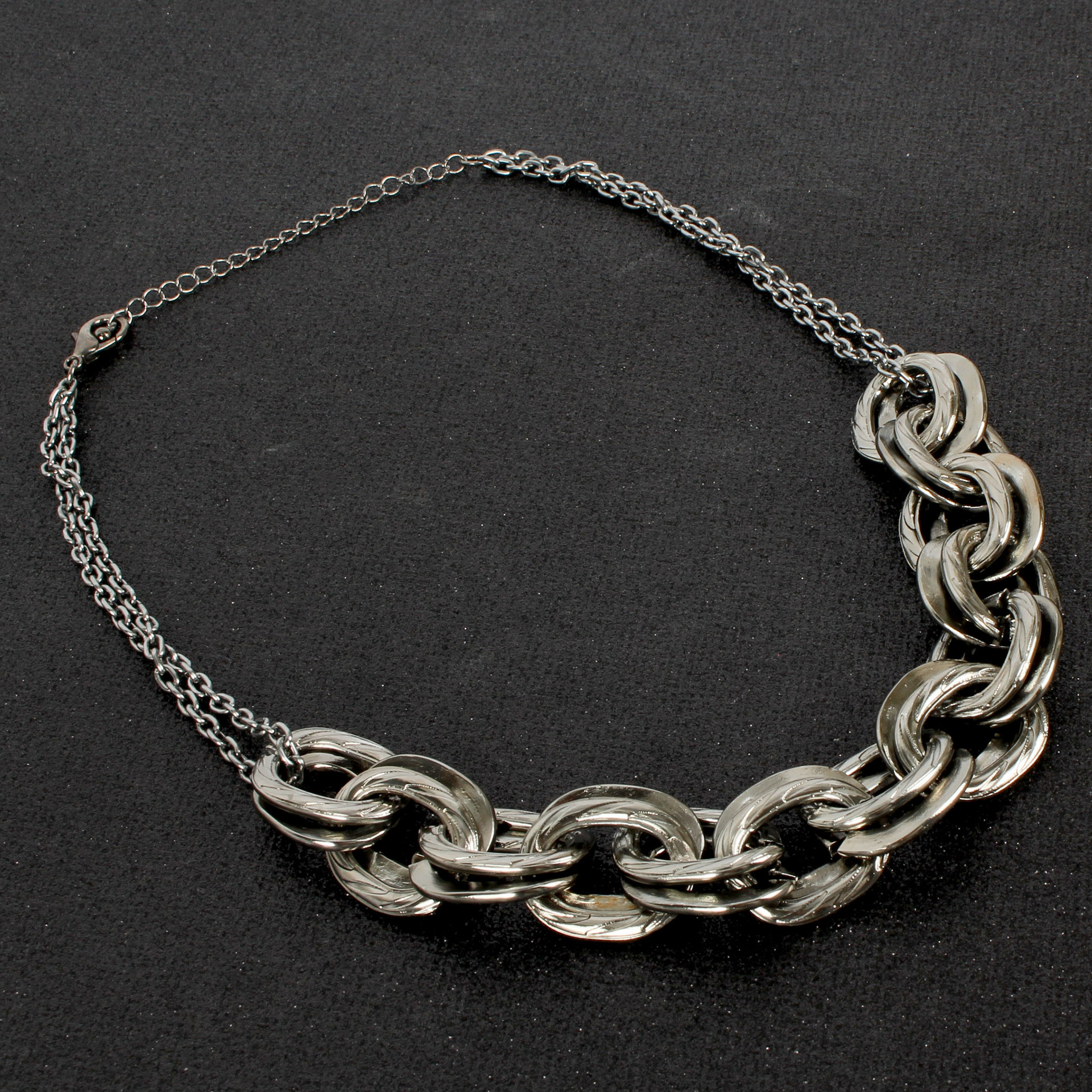 Womens electroplated aluminum Necklaces CT190429119708