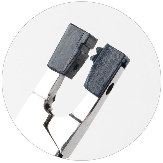 Kính kim loại thơ nhựa cao su cắm cài đặt kìm Xerox kính không vành khung sửa chữa công cụ sửa chữa kìm Khung