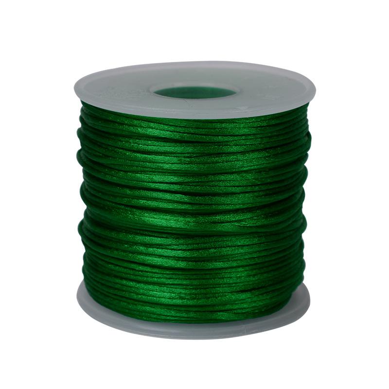龙结中国结线材韩国丝7号线手工编织材料绳DIY线30色批发现货
