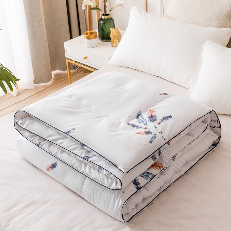 Manufactor Direct selling Thailand Natural emulsion Winter quilt Botany Cashmere Quilt Double Single The quilt core keep warm latex