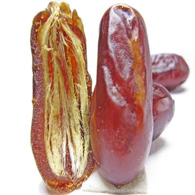 进口伊朗黄金黑椰枣干蜜枣免洗孕妇休闲零食干果蜜饯500g包邮