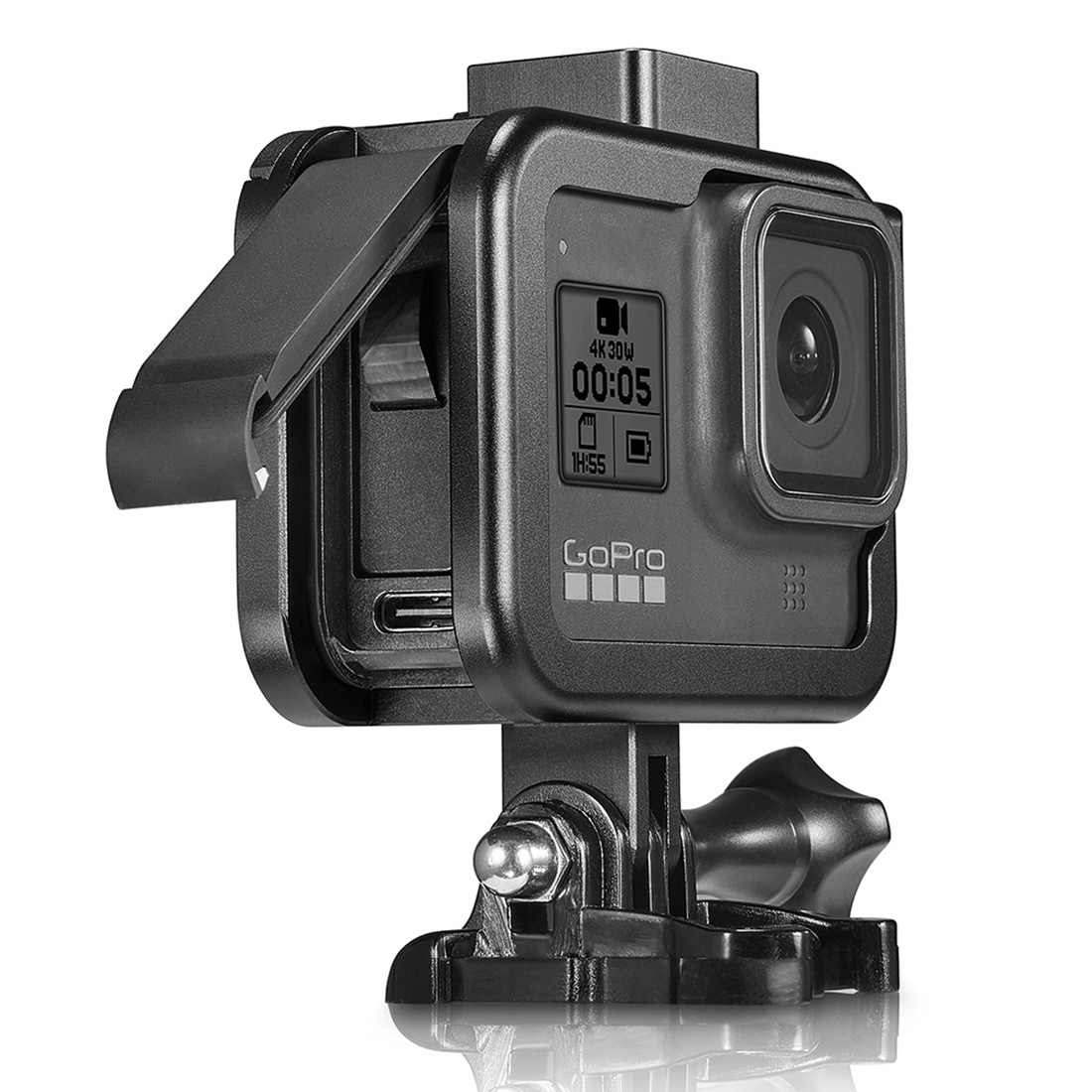 Rim of metal of Gopro Hero 8