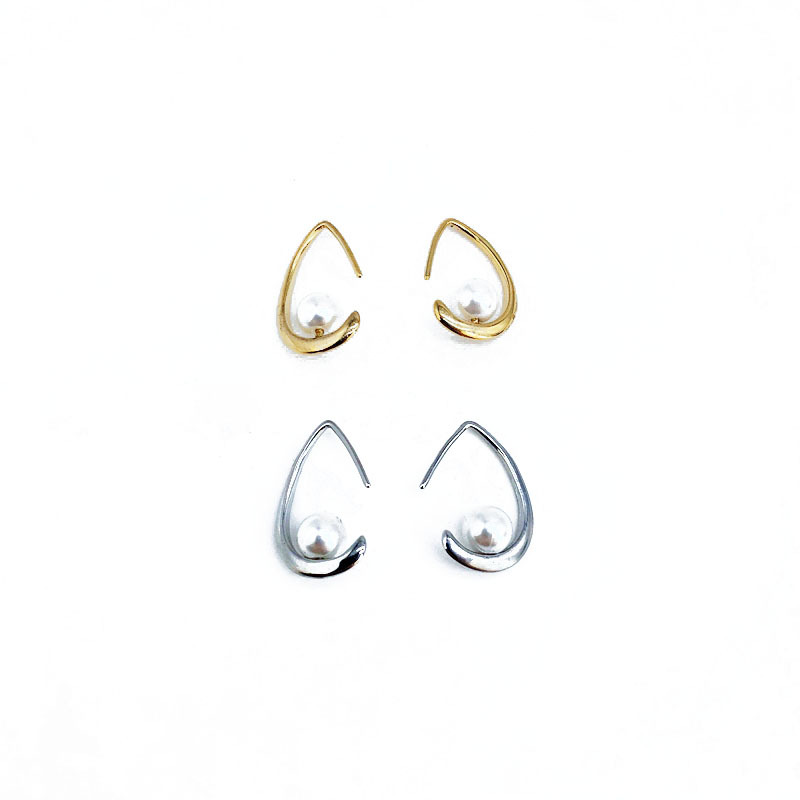 Alloy Korea  earring  (Alloy)  Fashion Jewelry NHOM1440-Alloy