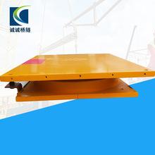 网架减震球形钢支座 桥梁橡胶滑动支座连梁滑动支座 质量保障