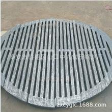 現貨供應耐高溫圓形加厚鑄鐵爐排 鑄鐵爐箅子  鍋爐爐條 原廠制造