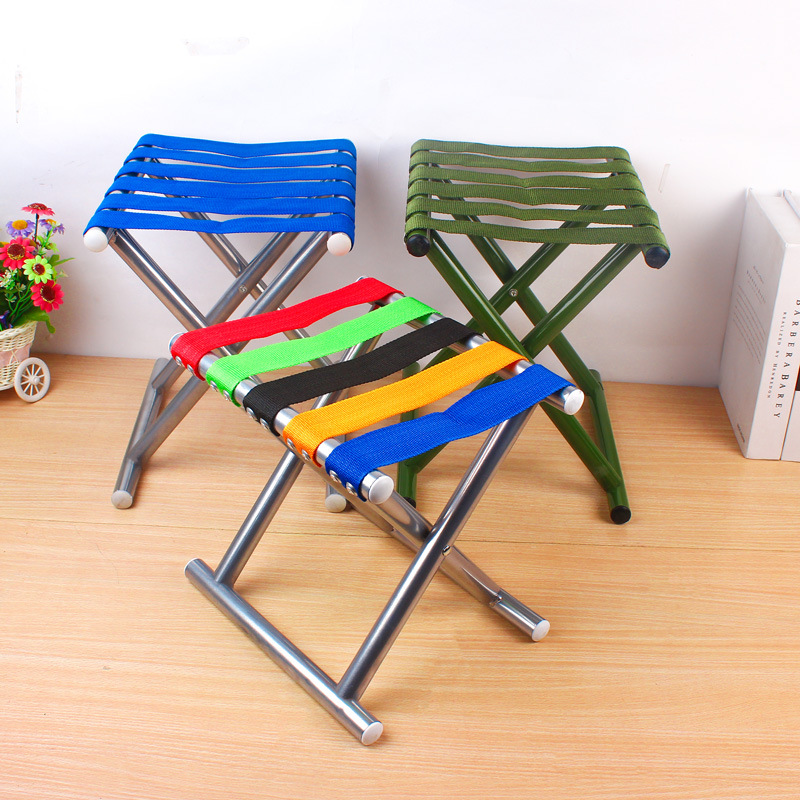 便携式折叠凳子加厚椅子马扎成人户外火车小板凳换鞋凳大小号