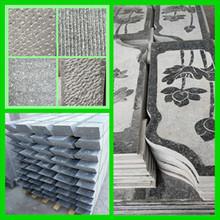 芝麻灰、芝麻黑、青石板、火烧板、菠萝面、花岗岩、石材加工批发