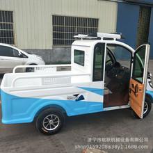電動車四輪帶斗車 電動四輪車可坐單排雙排座 廠家現貨質保一年