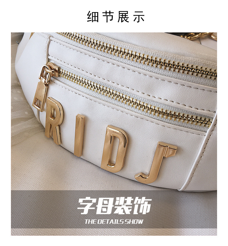 PU Korea  Shoulder Bags  (white)   NHLD1863-white